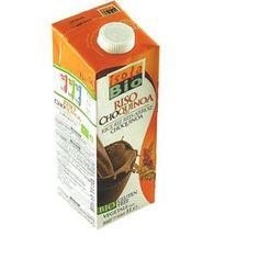 Isola Bio Bevanda a base di Riso e Quinoa con cacao 1L BIO senza glutine a soli 3,14€