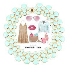 """""""Shades of You: Sunglass Hut Contest Entry - Soft Ice"""" by confusioninme ❤ liked on Polyvore featuring Eye Candy, Rebecca Minkoff, Kate Spade, River Island, ALDO, Lime Crime, Miu Miu and shadesofyou"""