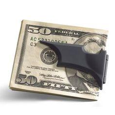 Super-dope batman money clip. Ulysses not included.