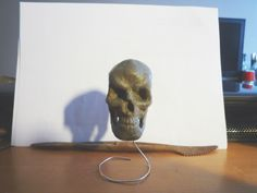 Sculpting, Table Lamp, Skull, Home Decor, Sculpture, Table Lamps, Decoration Home, Room Decor, Sculptures