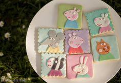La tana dei dolci: Peppa pig cookies