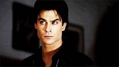 Pin for Later: A Tribute to Damon Salvatore, the Ultimate Vampire Bad Boy See?