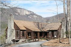 """Table Rock Lodge - Pickens, SC  -  Contact """"My Wedding Director"""" for your personal tour!"""