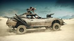 Jacinta Leong on building beastly machines for 'Mad Max: Fury Road'