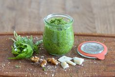 Rucola-Pesto (Lunch Recipes Party)