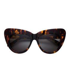 23ba0761db20 Solbriller i acetat med tonede glas med UV-beskyttelse. –