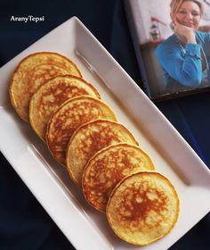 AranyTepsi: Skót palacsinta Waffles, Pancakes, Hungarian Recipes, Diy Food, Oreo, Cake Recipes, Breakfast Recipes, Bakery, Good Food