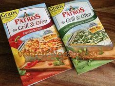 Vollzeit Produkttests: Patros für Grill & Ofen Gratis Testen