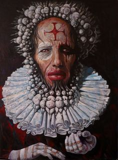 Adrian Borda - Surrealismo Romeno #AdrianBorda #Surrealism #Art