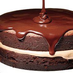Penggugah iman part #2 Triple-Chocolate Cake | MyRecipes.com