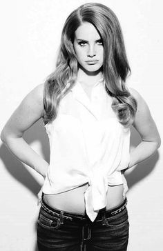 New outtake! Lana Del Rey for Les InRockuptibles Magazine (2011) #LDR