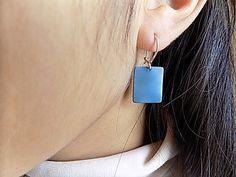 titanium earrings by atermono on Etsy I Shop, Drop Earrings, Gift Ideas, Etsy, Jewelry, Jewlery, Bijoux, Schmuck, Drop Earring