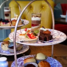108 Marylebone Lane, Gluten Free Afternoon Tea Review