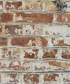 Look at this #zulilyfind! Old Bricks Kitchen Panel Decal #zulilyfinds