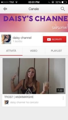 HEY THERE! I'M ON YOUTUBE NOW SO FOLLOW ME FOR MORE VIDEOS❤️❤️