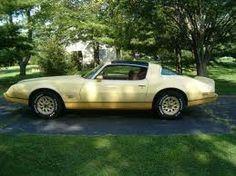 1980 Pontiac Firebird Yellowbird Esprit