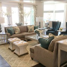 - - - Home interior Design Living Room Layout - Home interior Design Ideas Living Rooms Living Room Redo, Living Room Remodel, Living Room Interior, Home Living Room, Living Room Designs, Arranging Bedroom Furniture, Furniture Arrangement, Furniture Layout, Furniture Ideas