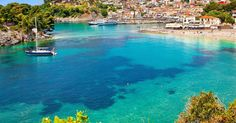 Loutro when we do it- we're thinking here, only reached by boat.or by foot. Makes me think of the village in 'beautiful ruins' Crete Island, Island Beach, Beautiful Ruins, Beautiful Places, Falassarna Beach, Paradise On Earth, Greece Travel, Greek Islands, Lonely Planet