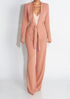JLUXLABEL The Sunset Suit Set