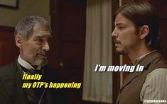 "Penny Dreadful: Season2 ""Fresh Hell"" Photo Recap by By OzgeB. Seriously one of the funniest things I've read! <3!"