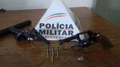 #News  Polícia Militar frustra assalto a posto de combustíveis em Montes Claros