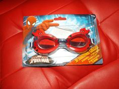 MARVEL-SPIDERMAN-KIDS-3D-SWIMMING-GOGGLES-SPIDER-MAN-OFFICIAL-NEW