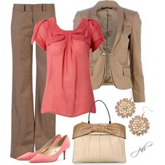 Gucci Jimmy Choo Work Outfit
