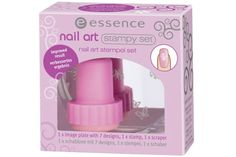 10 Ways to Take Your Nails to the Next Level: Essence Nail Art Stampy Set