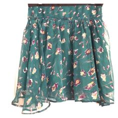 Anthropologie skirt Large Anthropologie skirt. Great in spring, summer or even fall with a pair of tights! Anthropologie Skirts Mini