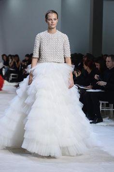 Best Looks from the Paris Haute Couture Spring-Summer 2016 Season | Giambattista Valli Haute Couture