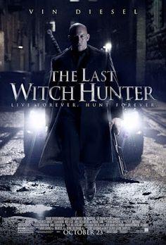 Mira El último cazador de brujas (2015) Online.