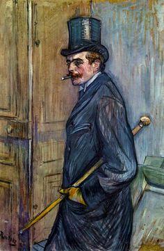 Louis Pascal, 1892, Henri de Toulouse-Lautrec