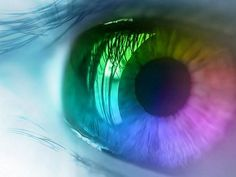 People say eyes are the windows to your soul lets see what colour they really ought to be.
