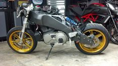 Buell Forum: My XB12R cafe racer conversion