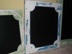 cabinet doors: Chalkboard Cabinets