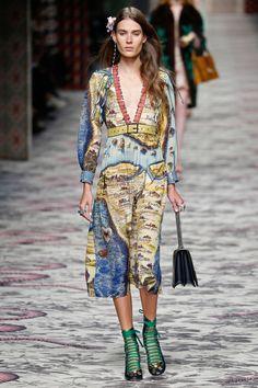 Gucci | Spring 2016 | Look 4