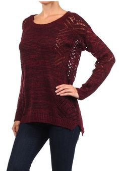 Cozy Up By the Fire Sweater $50.00