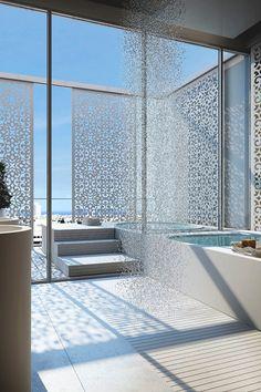 livingpursuit:  Bathroom Design by Ando Studio