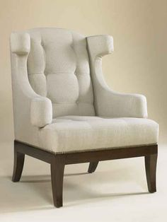 - Henrietta Spencer-Churchill for Maitland-Smith Maitland Smith, Upholstered Arm Chair, Fine Furniture, Churchill, Armchairs, Georgian, Upholstery, Sofa, Contemporary