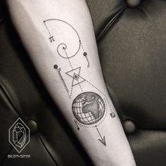 Los tatuajes minimalistas