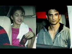 Jacqueline Fernandez & Sushant Singh Rajput spotted for dance rehearsal. Sushant Singh, Jacqueline Fernandez, Dance, Music, Youtube, Fictional Characters, Musica, Dancing, Musik