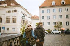 S. & F.    Austria Destination Photography #steiermark #destinationphotography #austria #europe #travel #town #sundaywalk #joy
