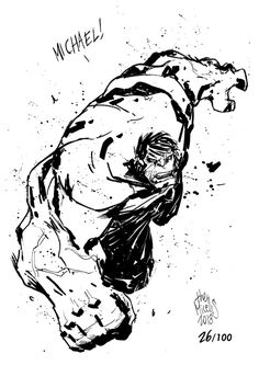Sketchbook Sketch 2013: Hulk! by alessandromicelli