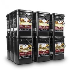 If you are you looking for a 6 month food supply, view the selection of emergency food from Wise Food Storage. Shop our survival food options today. Emergency Food Kits, Emergency Food Storage, Emergency Supplies, Survival Food, Emergency Preparedness, Survival Tips, Survival Skills, Wilderness Survival, Survival Supplies