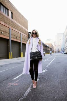 25 Stylish Ways to Pull Off Pastels in the Fall   StyleCaster