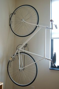 Bike rack idea!
