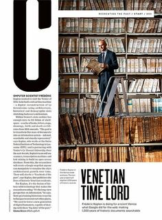 WIRED UK - magazine editorial layout: