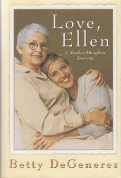 Title Love, Ellen: A Mother/Daughter Journey ISBN 0688162746 Author DeGeneres, Betty Binding Hardcover Publisher It Books Condition Fine Description 0688162746 Fine in Fine dust jacket. First edition.