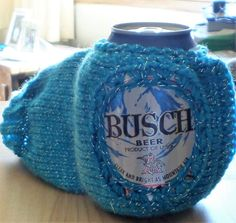 BEER MITT WILL KEEP YOUR HAND WARM WHILE DRINKING YOUR FAVORITE BEVERAGE #Handmade #BEVERAGEMITT