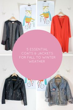 Winter is coming! 5 Essential Coats & Jackets For The End of Fall — Lifestoned Adventures